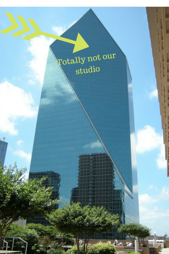 not-our-studio